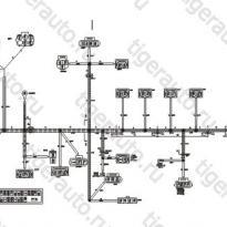 Каталог Проводка зажигания двигателя Lifan Smily