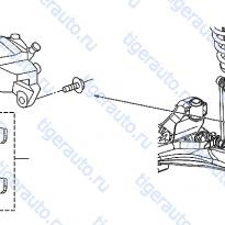 Каталог FRONT BRAKE Luxgen 7 SUV