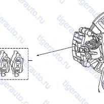 Каталог REAR BRAKE Luxgen 7 SUV