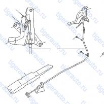 Каталог PARKING BRAKE CONTROL Luxgen 7 SUV