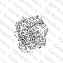 Каталог ENGINE ASSY Geely Emgrand X7