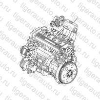 Каталог Двигатель в сборе Geely MK Cross