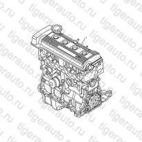 Каталог Двигатель Geely MK Cross