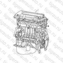 Каталог ENGINE Geely Emgrand X7