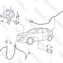 Каталог ANTI SKID CONTROL(ABS) Luxgen 7 SUV