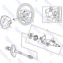 Каталог STEERING WHEEL & COLUMN Luxgen 7 SUV