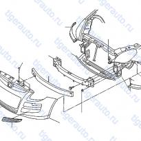 Каталог FRONT BUMPER Luxgen 7 SUV