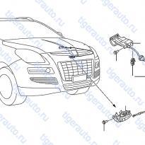 Каталог HOOD LOCK CONTROL Luxgen 7 SUV