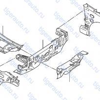 Каталог DASH PANEL & FITTING Luxgen 7 SUV