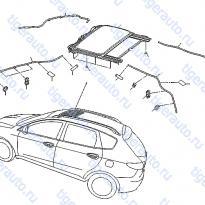 Каталог SUN ROOF PARTS Luxgen 7 SUV