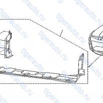 Каталог FLOOR FITTING (PANEL) (2) Luxgen 7 SUV