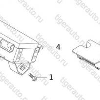 Каталог AIRBAG SYSTEM  Chery Tiggo 5 (T21)