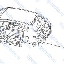 Каталог REAR PANEL & FITTING Luxgen 7 SUV