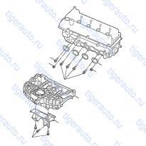 Каталог INTAKE & EXHAUST MANIFOLD Luxgen 7 SUV