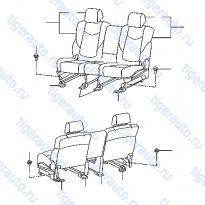Каталог REAR SEAT Luxgen 7 SUV