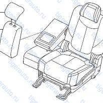 Каталог REAR SEAT (2) Luxgen 7 SUV