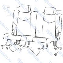 Каталог 3RD SEAT Luxgen 7 SUV