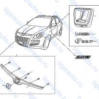 Каталог EMBLEM Luxgen 7 SUV
