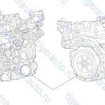 Каталог ENGINE ASSY Luxgen 7 SUV