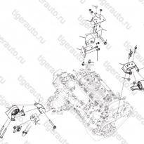 Каталог Подвеска двигателя Lifan Smily