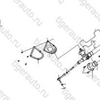 Каталог Система рулевого управления Lifan Smily