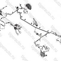 Каталог Тормозная система (без ABS) Lifan Smily