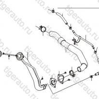 Каталог Трубка топливного фильтра Lifan Smily