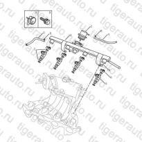 Каталог Топливная рампа (EURO-3) Geely MK08