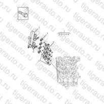 Каталог FUEL INJECTOR# Geely Emgrand X7