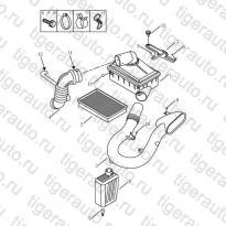 Каталог INTAKE SYSTEM Geely Emgrand X7