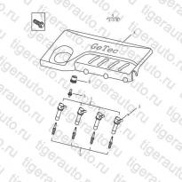 Каталог IGNITION SYSTEM Geely Emgrand X7