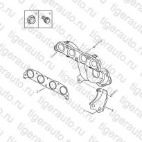 Каталог EXHAUST MANIFOLD Geely Emgrand X7