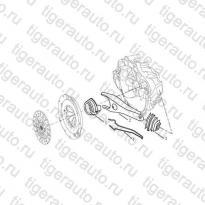 Каталог CLUTCH RELEASE Geely Emgrand X7