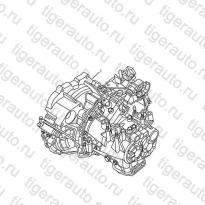 Каталог V5A1C TRANSMISSION Geely Emgrand X7