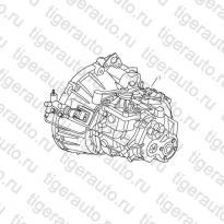 Каталог Трансмиссия в сборе S160A (JL-S160A) Geely MK08