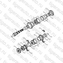 Каталог OUTPUT SHAFT# Geely Emgrand X7