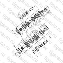 Каталог OUTPUT SHAFT#2 Geely Emgrand X7