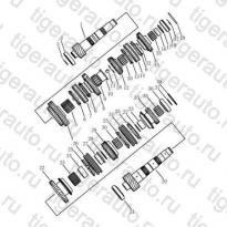 Каталог OUTPUT SHAFT# Geely Emgrand EC8