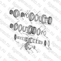 Каталог INPUT SHAFT Geely Emgrand X7