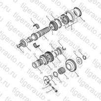 Каталог INPUT SHAFT# Geely Emgrand X7