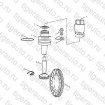 Каталог Датчик скорости (JL-S160A) Geely MK08