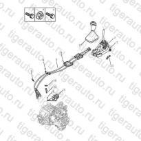 Каталог GEARSHIFT CONTROL Geely Emgrand X7