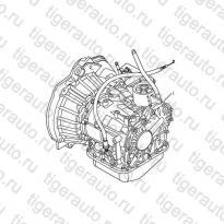 Каталог Трансмиссия в сборе ZA142 (JL-ZA142) Geely MK08
