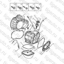 Каталог Корпус трансмиссии (JL-ZA142) Geely MK08
