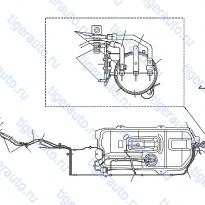 Каталог VACUUM PIPING (2) Luxgen 7 SUV