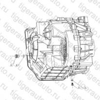 Каталог 6AT TRANSMISSION CASING 2 Geely Emgrand X7