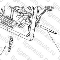 Каталог MANUAL VALVE SHAFT Geely Emgrand EC8