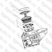 Каталог B2 CLUTCH & OWC RIGH Geely Emgrand X7