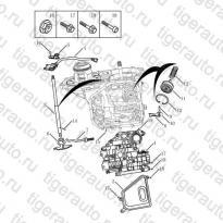 Каталог VALVA ASSY (JL-ZA142) Geely MK Cross