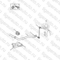 Каталог FRONT STABILIZER BAR Geely Emgrand X7